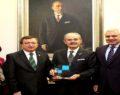 Kent Konseyleri Birliği'nden Büyükerşen'e ziyaret
