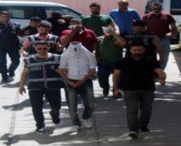 Gaziantep'te dolandırıcılara operasyon