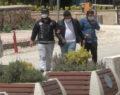 Esrar partisine sosyal mesafe cezası