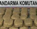 Kilolarca uyuşturucu ele geçirildi