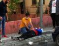 Üvey babasını bıçaklayan genç yakalandı