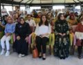 Eyyübiye belediyesi başarılı kursiyerlere sertifikalarını verdi
