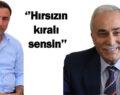Eyyüpoğlu'dan, Fakıbaba'ya sert cevap