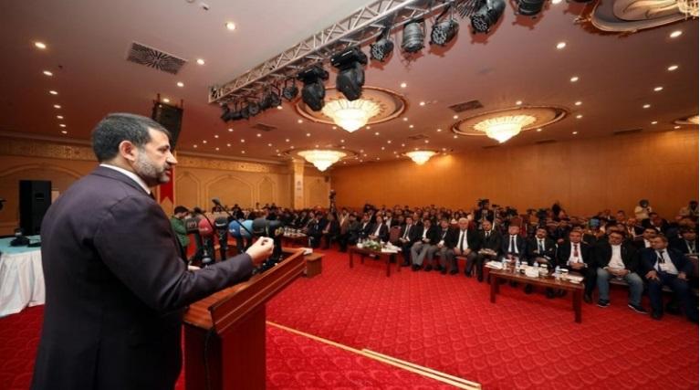 Eyyübiye'de bağımlılıkla mücadele çalıştayı