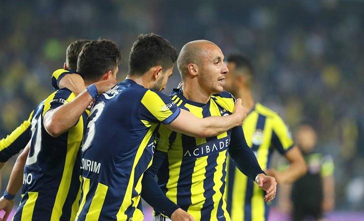 Fenerbahçe yarışı bırakmam dedi