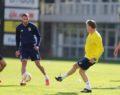 Anderlecht maçı hazırlıkları başladı