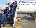 Fenerbahçe Trnava'ya ulaştı