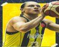 Lagupova, yeniden Fenerbahçe'de