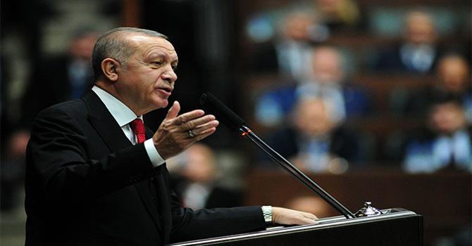 Erdoğan: FETÖ'nün siyasi ayağı Kılıçdaroğlu ve ekibidir