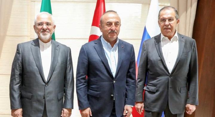 Moskova: Türkiye-Rusya-İran buluşması Astana'da
