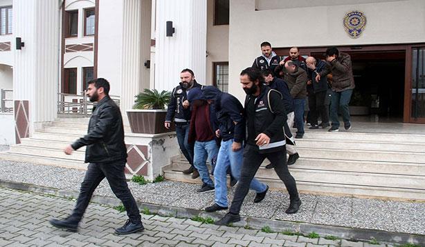 Fuhuş Operasyonu: 1'i polis 4 kişi tutuklandı