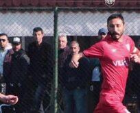 Futbolcu kalp krizi geçirdi