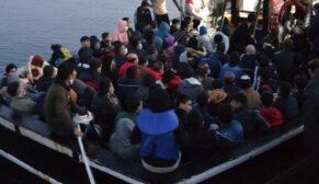 144 düzensiz göçmen yakalandı