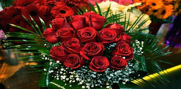 Sevgililer gününde 3 milyon gül satılacak