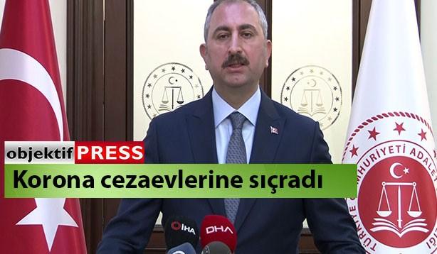 Adalet Bakanı Gül: Üç kişi hayatını kaybetti