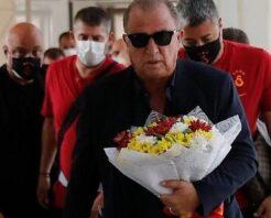 Galatasaray, maçın oynanacağı Bakü'ye ulaştı