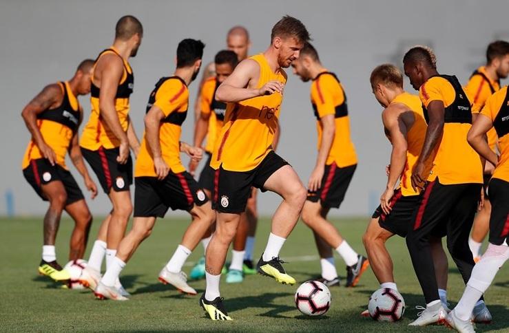 Galatasaray'da Aytemiz Alanyaspor hazırlıkları devam ediyor