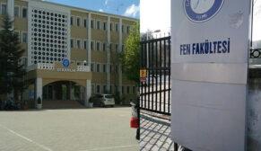 Gazi Üniversitesi, Fen Fakültesi Dekanı istifa etti