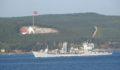 Boğazdan peş peşe NATO gemileri geçti