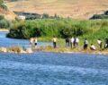 Nehirde kaybolan gencin cansız bedenine ulaşıldı