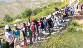 Öğrenciler Göbeklitepe'yi gezdi