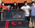 Şanlıurfa'da öğrenciler elektrikli araç üretti