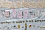 Altın hırsızı tutuklandı