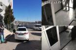 Şanlıurfa'da hırsızlık anları kamerada