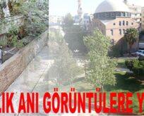 Kablo hırsızları Paşabağı Mahallesini internetsiz bıraktı