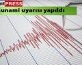 Kuril Adaları'nda 7.5 büyüklüğünde deprem