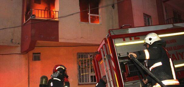 Haliliye ilçesin'de gaz sızıntısı patlamaya neden oldu: 3 yaralı