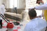 Haliliye'de evde bakım hizmeti yüzleri güldürüyor
