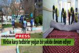 Haliliye'de halk sağlığı için hiçbir tedbirden kaçınılmıyor