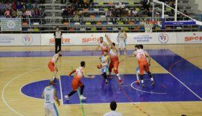 Haliliye Basketbol takımı, son virajda