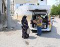 Haliliye'de ihtiyaç sahiplerine gıda yardımı