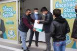 Haliliye'den pku hastalarına destek