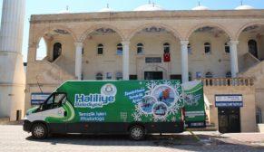 Haliliye Belediyesi'nden Ramazan hazırlığı