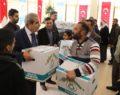 Haliliye'den çölyak hastalarına destek sürüyor