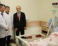 Şanlıurfa'da karaciğer hastası iki anne sağlığına kavuştu