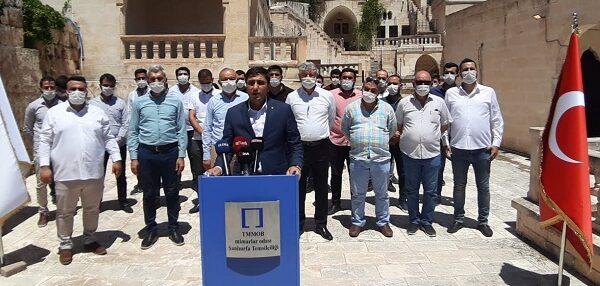 STK'lardan belediyeye tepki