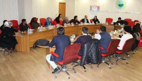 Üniversiteli öğrencilere profesyonel dış ticaret eğitimi