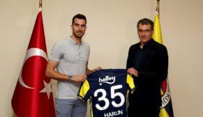 Harun Tekin Fenerbahçe'de