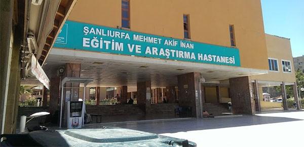 Şanlıurfa'da hastanın ihmal iddiasına hastaneden açıklama!