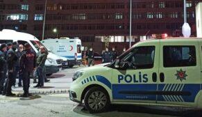 Hastaneye saldırı: 20 gözaltı