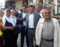 HDP'nin adayları Şanlıurfa'yı adım adım geziyor