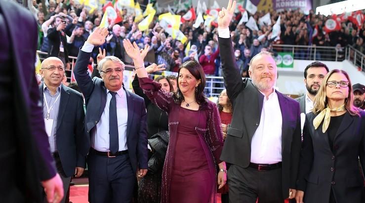 HDP'nin kongresine soruşturma: 15 gözaltı kararı