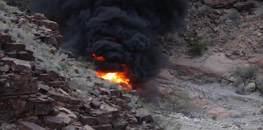 ABD'de helikopter düştü: 3 ölü, 4 yaralı