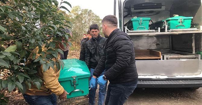 Mevsimlik işçi, şüpheli şekilde ölü bulundu