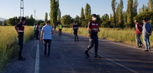 İşçi servisine ateş açan 5 kişiden 2'si yakalandı