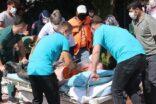 Kuyuya giren 4 işçi zehirlendi